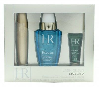 Helena Rubinstein Lash Queen Gift Set 7.2Ml Mascara + 50Ml All Mascaras! Eye Mak