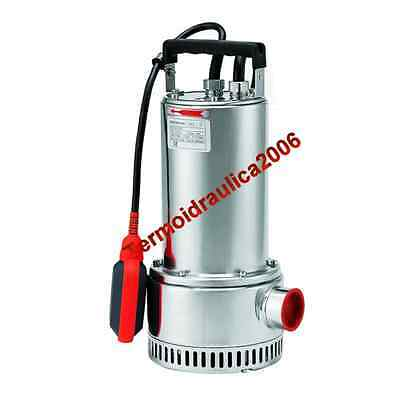 DRAIN100 SS 304M.G Pump 0,75kW 1Hp 1x230V 50Hz COMEX OPEN Submersible FLOAT