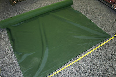 British Army Military Surplus Green Lightweight Material Brand New Off The Roll