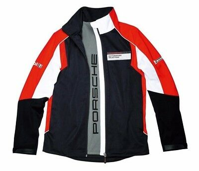 PORSCHE Driver's Selection Unisex Softshell Jacket- Motorsport Collection