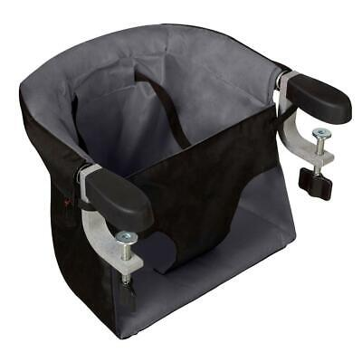 Mountain Buggy Pod v3 Portable Clip on Highchair (Flint) with Carry Bag