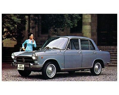 1969 Daihatsu Compagno Berlina Factory Photo ca5269