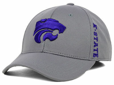 low priced 2d288 917c8 ... clearance kansas state wildcats ncaa tow booster memory fitted hat  38880 cc352