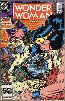 Wonder Woman #326 - VF/NM