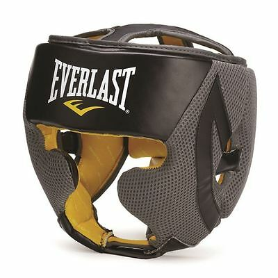 Everlast Evercool Boxing Head Guard Protection Adjustable Strap