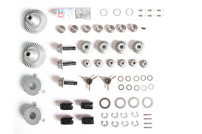 Tamiya 56530 Reinforced Joint Cup&Bevel Gear Set For RC 6x4 Truck/56323/56301