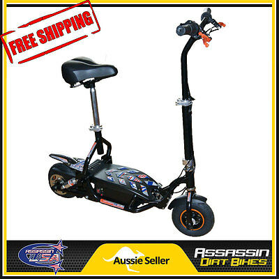 Assassin USA 300watt 300W 24V Kids Electric Scooter Moped Goped Razor Off Road