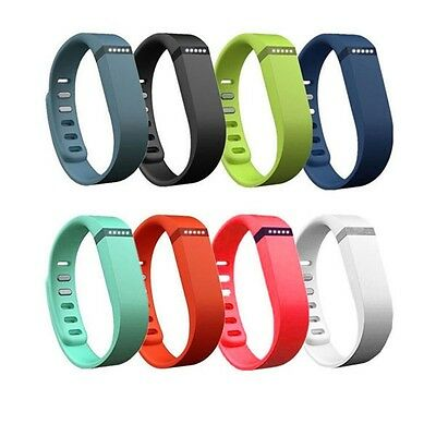 Small And Large Replacement Wrist Band Strap  For Fitbit Flex Smart Bracelet CA