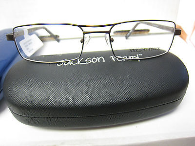 JACKSON PERRY  EYEGLASSES FRAME  GINO  style in  BROWN 55-18-140  DEMO
