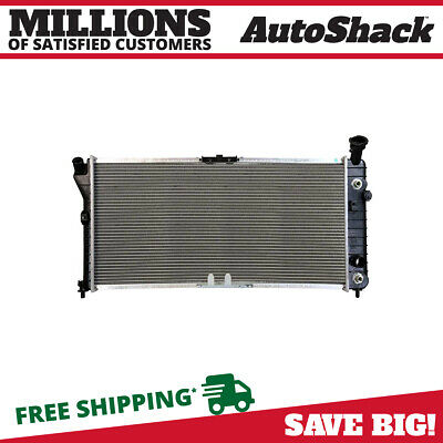 Radiator for 1998 1999 Intrigue 1997-2002 2003 Grand Prix 1997-1999 Trans Sport