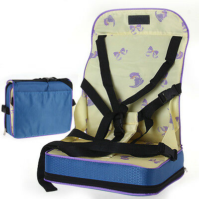 Baby Toddler Child eating Seat High Chair Booster Harness Safety NEW