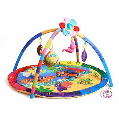 Baby Newborn Soft Play Mat Toy Beach Themes Activity Baby Gym Educational Toys