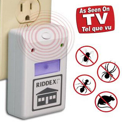 2016 Electronic Pest Control Ultrasonic Rat Anti-Mosquito Bug Insect Repellent