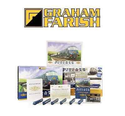 Graham Farish 370-425 Midland Pullman Train Pack N Gauge