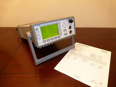 Agilent / HP E4419B 110 GHz EPM Series Dual Channel Power Meter - CALIBRATED!