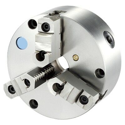 6 Inch Front-Mount Top Reversible 3-Jaw Chuck (Plain Back) (3900-3430)