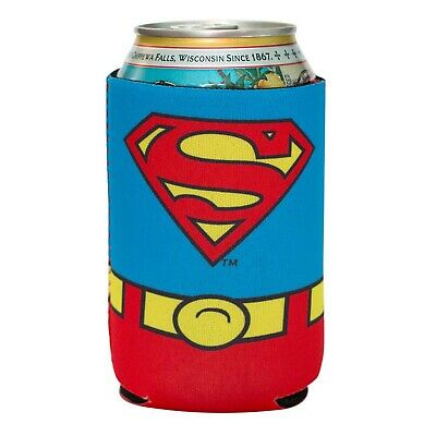 Superman Can Cooler Blue