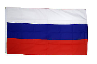 Russia Flags & Bunting - 5x3' 3x2' & Giant 8x5' Russian Table Hand - Euro 2016