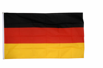 Germany Flags & Bunting - 5x3' 3x2' & Giant 8x5' German Table Hand - Euro 2016