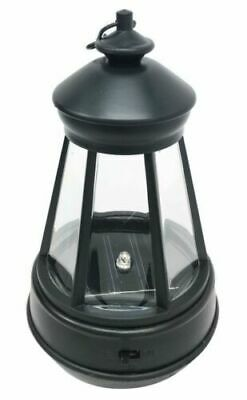 LED Solar Hanging Lantern Decorative Replacement For Garden Light Statues