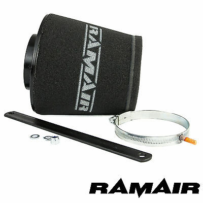 RAMAIR Induction Cone Air Filter Intake Kit - VW Transporter T4 2.5 TDi 102BHP