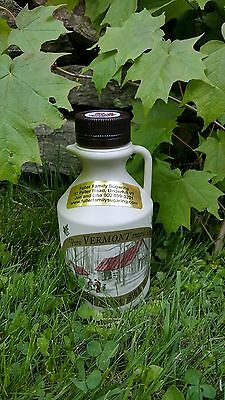 1 Pint Pure Vt Maple Syrup