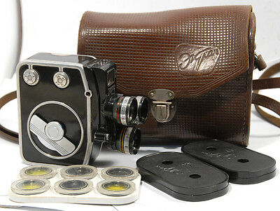 Ecran-3 Collectible 8mm Movie Camera  #662058