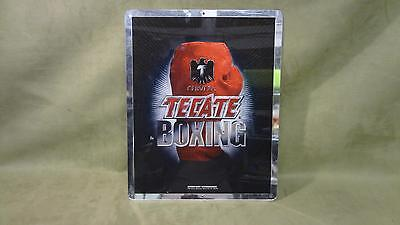 Cerveza Tecate Boxing Wall Hanging Poster Decoration Sticker Collectible