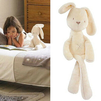 New Cute Bunny Soft Plush Toys Rabbit Stuffed Animal Baby Kids Gift Animals Doll