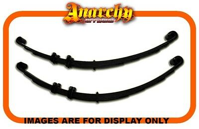 "Anarchy Front Leaf Springs Raised 2"" for TOYOTA LANDCRUISER 60 SERIES T18"