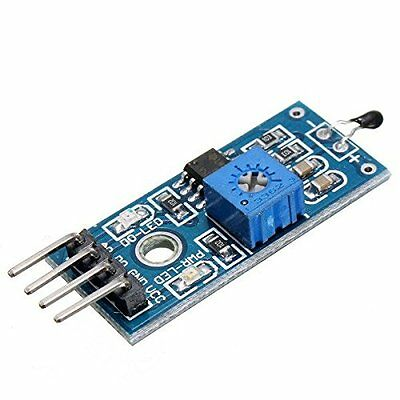 4Pin Digital Thermal Thermistor Temperature Sensor Module For Arduino