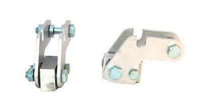 Durablue Lowering Kit Kymco 250 06-11 Front A-arms