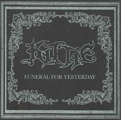 Kittie - Funeral For Yesterday [Bonus Dvd] New Cd