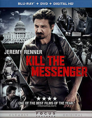 Kill the Messenger (Blu-ray Disc ONLY, 2015)