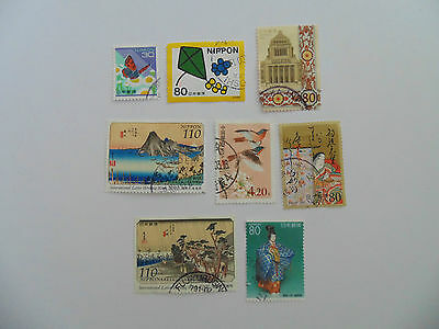 L981 - Collection Of Japan Stamps