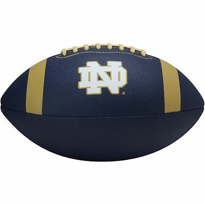 Under Armour Notre Dame Fighting Irish Autographed Football - NCAA