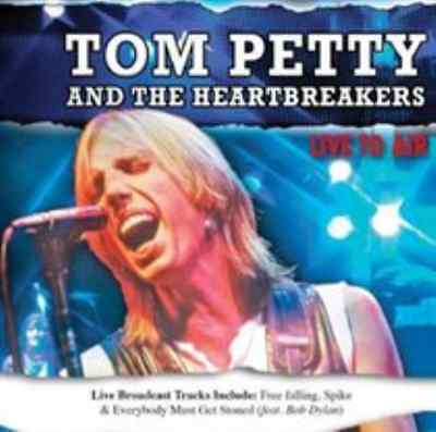 Tom Petty and the Heartbrea...-Live to Air  CD NEW