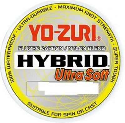 YO-ZURI HYBRID Ultra Soft 15 lb 600 yds Mist Green NEW