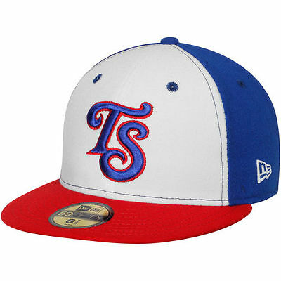 New Era Tennessee Smokies Fitted Hat - MiLB