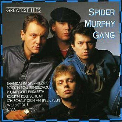 Spider Murphy Gang Greatest hits (16 tracks, 1980-84) [CD]