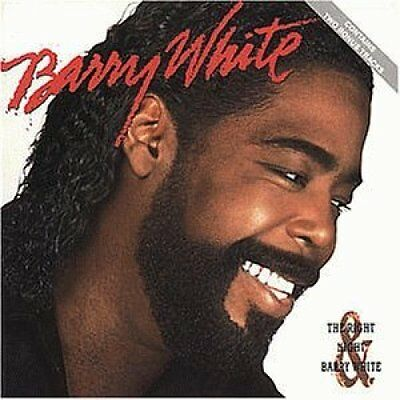 Barry White Right night & Barry White (1987) [CD]