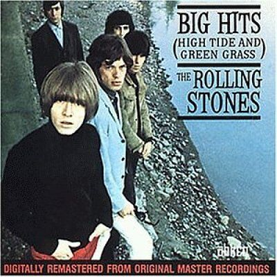 Rolling Stones Big hits (High tide and green grass; 1964-66) [CD]