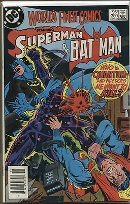 Worlds Finest 1941 series # 309 Canadian variant fine comic book