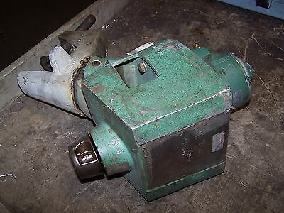 Lightnin 1.7 Hp Air Operated Process Mixer Xja-1C0 With Gast Motor 4Am-Ncc-43A