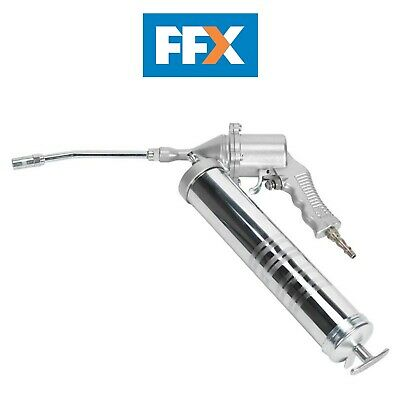 Sealey SA401 Air Operated Continuous Flow Grease Gun - Pistol Type