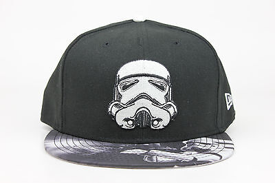 b4e7d0ca244 Star Wars Glow In The Dark Imperial Stormtrooper New Era 59Fifty Fitted Hat  Cap
