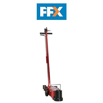 Sealey YAJ10-25LR Air Operated Jack 25 Tonne Telescopic - Long Reach