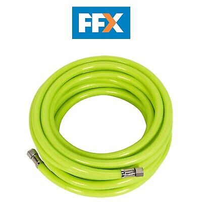 Sealey AHFC5 Air Hose High Visibility 5M x 8mm with 1/4BSP Unions