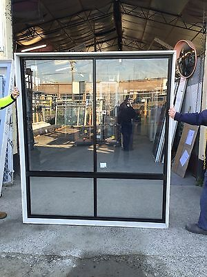 SLIDING Window 2060h x 1810w MONUMENT Clearance UNUSED CLEAR GLASS