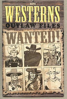 Marvel Westerns Outlaw Files #1-2006 vf Red Wolf Rawhide Kid Two-Gun Kid ++